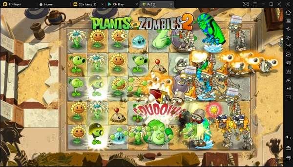 Cách Tải Plants vs Zombies 2 Cho Máy Tính Miễn Phí 2021