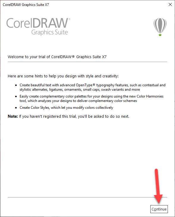 Tải CorelDraw X7 Full Vĩnh Viễn 100% - Hướng Dẫn Chi Tiết