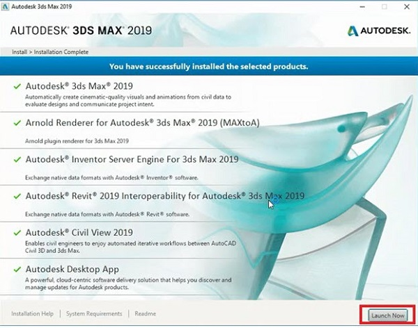 Download 3DS Max 2019 Google Drive + Fshare Miễn Phí