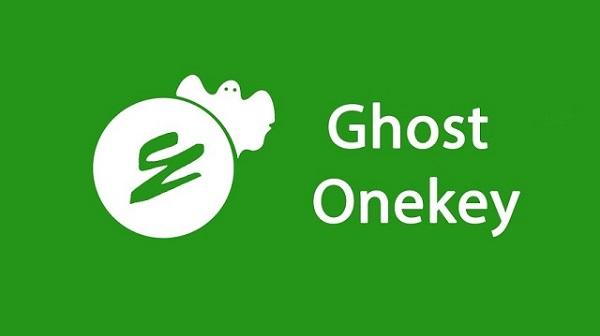 Download Onekey Ghost mới nhất 2020 -  Cách sử dụng chi tiết