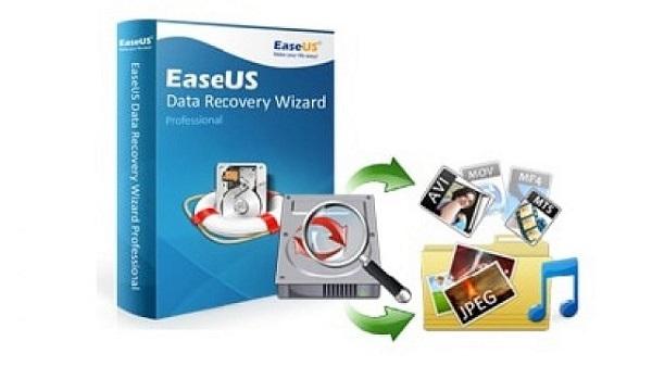Easeus Data Recovery Wizard - phần mềm khôi phục dữ liệu tốt nhất 2020