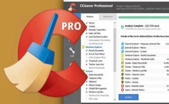 Cách tải CCleaner Full Pro - Phần mềm dọn rác tốt nhất 2020