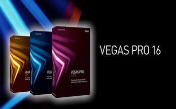Tải Sony Vegas Pro 16 Full Key Mới Nhất 2020