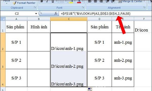 Hướng dẫn cách chèn ảnh vào Excel 2010 chi tiết nhất