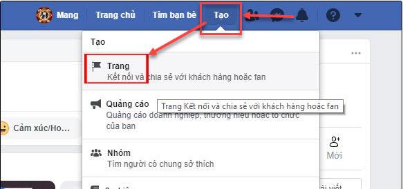 Hướng dẫn cách tạo Fanpage Facebook siêu đơn giản từ A - Z