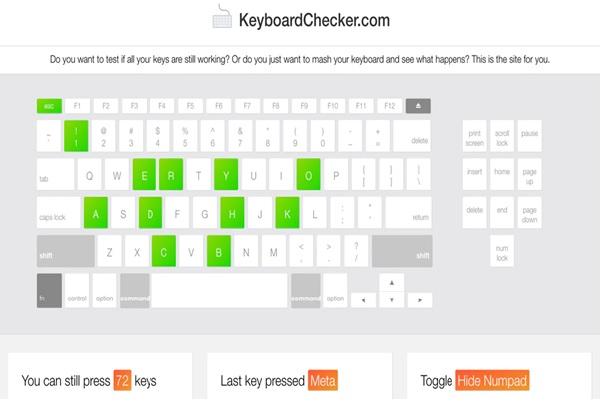 [Test Keyboard] Cách Test Bàn Phím Laptop Nhanh Nhất 2020
