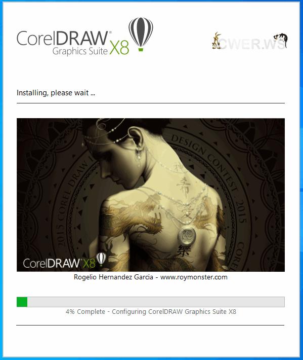 [CorelDraw X8] Download Corel X8 Full Key Link Tốc Độ Cao