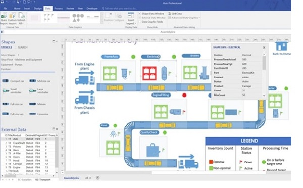【Download】Tải Office Visio 2016 Professional + Standard full