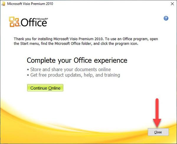 Download Visio 2010 64 bit / 32 bit full miễn phí