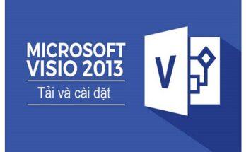 【Download】Visio 2013 Full 32/64 bit Google Drive + Fshare
