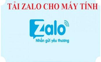Hướng dẫn cách tải Zalo về máy tính đơn giản nhất 2020