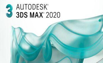 Tải 3DS Max 2020 full Google Drive + Fshare mới nhất