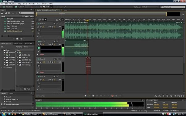 【Download】Tải Adobe Audition CS6 Full Key Miễn Phí