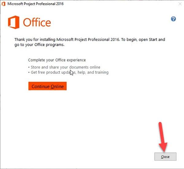 [Google Drive] Tải Microsoft Project 2016 Professional Free