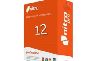 Tải Nitro Pro 12 full key Google Drive + Fshare miễn phí