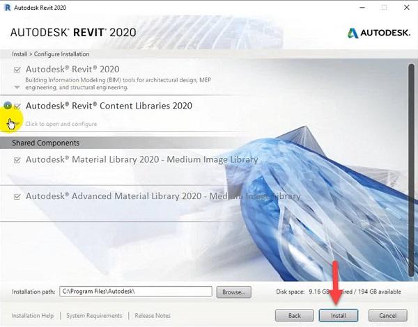 [Google Drive] Tải Revit 2020 full active miễn phí