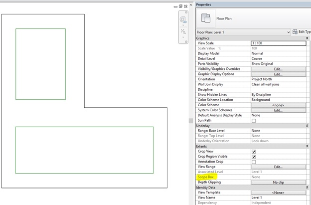 Unable to apply scope box to Revit view – zhukoven