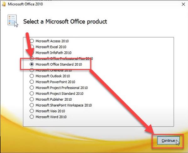 Tải Microsoft Office 2010 64/32 bit Google Drive / Fshare